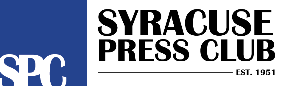 Syracuse Press Club Logo