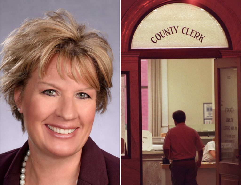 Lisa Dell is the Onondaga County Clerk.